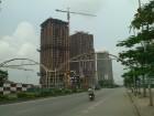 Hà Nội: 1 km có 33 dự án chung cư cao tầng được cấp phép