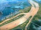 Sun Group, Vingroup, Công ty Geleximco tài trợ lập quy hoạch 2 bên sông Hồng