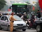 Hà Nội: Quý 1 triển khai tuyến buýt nhanh Kim Mã - Hòa Lạc