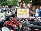 """Hà Nội xử lý lãnh đạo nếu địa phương không """"quản"""" được việc trông giữ xe"""