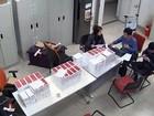 Thu giữ 155 iPhone nhập lậu từ Hàn Quốc tại sân bay Nội Bài