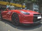 Nissan GT-R COBB Tuning 600 mã lực tái xuất trên phố Sài Gòn