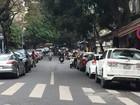 Hà Nội: Đề xuất bố trí các điểm trông giữ ô tô có thu phí trên 87 tuyến phố