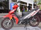 Hãng xe Malaysia ra mắt xe số giá rẻ cạnh tranh Honda Wave Alpha