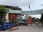 Hà Nội: Giao Công viên Tuổi trẻ Thủ đô về Công ty TNHH MTV Công viên Cây xanh