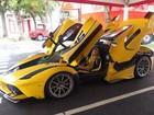 Siêu xe Ferrari FXX-K rao giá 4,7 triệu USD tại Dubai