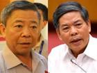 Đề nghị Ban Bí thư xem xét kỷ luật đối với ông Nguyễn Minh Quang và Võ Kim Cự