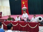 Sáng mai, dự kiến Chủ tịch Hà Nội về đối thoại với người dân Đồng Tâm