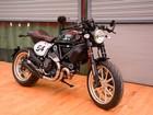 Ducati Scambler tại Việt Nam tăng 'chất chơi' với bản Cafe Racer