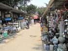 Hà Nội: Cảng du lịch Bát Tràng hoàn thành đã 2 năm vẫn nằm không