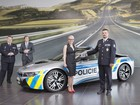Cảnh sát Séc dùng siêu xe hybrid BMW i8