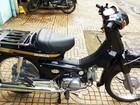 Honda Dream 'lùn' nội địa Nhật hàng hiếm tại Việt Nam