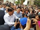 Kết thúc việc thanh tra đất đai tại khu sân bay Miếu Môn, Đồng Tâm