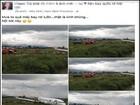 Công an điều tra người tung tin đồn trên mạng xã hội việc máy bay rơi ở Nội Bài