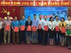 Hà Nội trao Giấy chứng nhận cho 12 nhóm khởi nghiệp công nghệ thông tin