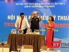 Hơn 2.500 vận động viên đến Đà Nẵng dự Đại hội thể thao biển Châu Á 2016