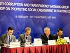 Tổng Thanh tra Chính phủ: Tham nhũng đe dọa phát triển quốc gia