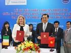 Đà Nẵng và Đại sứ quán Ai-len ký thoả thuận hợp tác đào tạo công chức