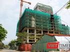 Sở Xây dựng Đà Nẵng nói gì về công trình không phép xây 10 tầng!