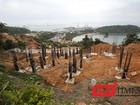 """Phạt dự án """"băm nát"""" Sơn Trà 40 triệu đồng vì xây dựng không phép"""