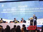 """Thủ tướng Nguyễn Xuân Phúc: Quảng Nam cần có """"đàn sếu đầu tư lớn""""!"""