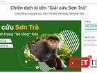 """Hơn 10.300 người ủng hộ """"tâm thư về Sơn Trà"""" của Chủ tịch Hiệp hội Du lịch Đà Nẵng"""