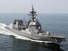 Khinh hạm hộ vệ mang tên lửa Nhật Bản thăm cảng Cam Ranh