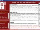 Đà Nẵng: Cảnh báo khẩn về mã độc máy tính Wanna Crypt0r