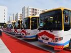 Đà Nẵng đưa dịch vụ xe Bus TMF vào phục vụ người dân