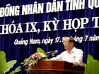 Quảng Nam: Xem xét bổ sung quy hoạch 04 dự án thuỷ điện tại Nam Trà My