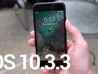 Cập nhật ngay iOS 10.3.3 để bảo mật iPhone