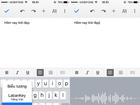 4 ứng dụng giúp biến giọng nói thành văn bản