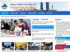 Đà Nẵng: Phát triển Cổng Thông tin điện tử phục vụ đối thoại với người dân