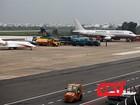 Hàng loạt chuyến bay đến miền Trung bị huỷ do bão số 10