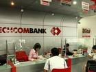 Quý I/2017: Techcombank báo lãi 1.325 tỷ đồng, tỷ lệ nợ xấu 1,89%