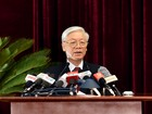 Toàn văn phát biểu khai mạc Hội nghị Trung ương 5 của Tổng Bí thư Nguyễn Phú Trọng