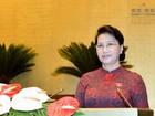 Chủ tịch Quốc hội Nguyễn Thị Kim Ngân: Sẽ tăng cường tính tranh luận, đối thoại và giải trình