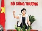 Ban Bí thư sẽ quyết định mức kỷ luật với thứ trưởng Hồ Thị Kim Thoa