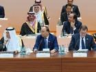 Thủ tướng dự và phát biểu tại Hội nghị thượng đỉnh G20