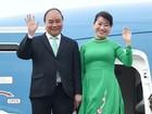 Thủ tướng Nguyễn Xuân Phúc bắt đầu thăm chính thức Hà Lan