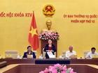 Uỷ ban Thường vụ Quốc hội khóa XIV họp trong 2 ngày với nhiều nội dung quan trọng