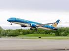 Vietnam Airlines phải lùi 8 chuyến bay vì bão số 3
