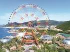 """""""Bánh xe bầu trời""""- Kỷ lục mới tại Vinpearl Land Nha Trang"""