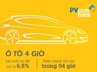 Mua xe ô tô chỉ trong vòng 4 giờ với PVcomBank