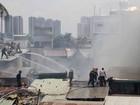 TP.HCM muốn dùng trực thăng quân đội chữa cháy nhà cao tầng