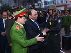 Thủ tướng chia sẻ những hi sinh của CSCĐ ngày tết
