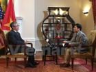 Đại sứ Phạm Quang Vinh: Việt-Mỹ có nhiều điểm song trùng về lợi ích