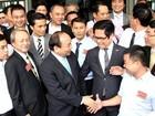 Chuẩn bị cho sơ kết Nghị quyết 35 và Hội nghị Thủ tướng gặp doanh nghiệp