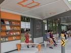 Singapore xây dựng bến xe buýt hi-tech bậc nhất thế giới