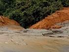 Vụ vỡ đập chứa bùn thải ở Nghệ An: thiết kế bê tông, thực tế đắp đất
